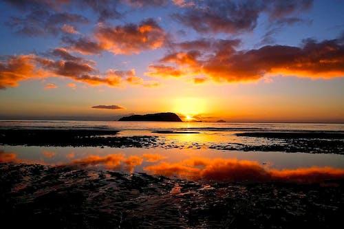 Sunrise at Pauanui Beach