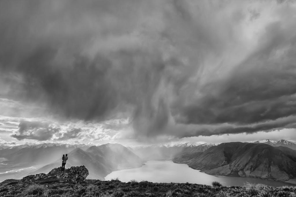 Peak Hill.Lake Coleridge.Joel Bensing