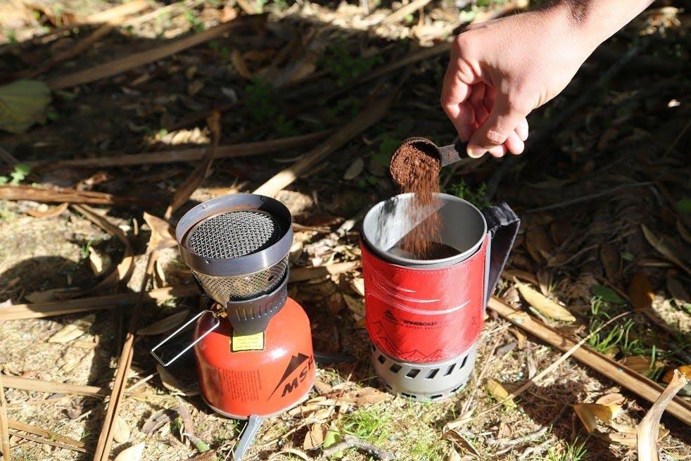 Coffee grind