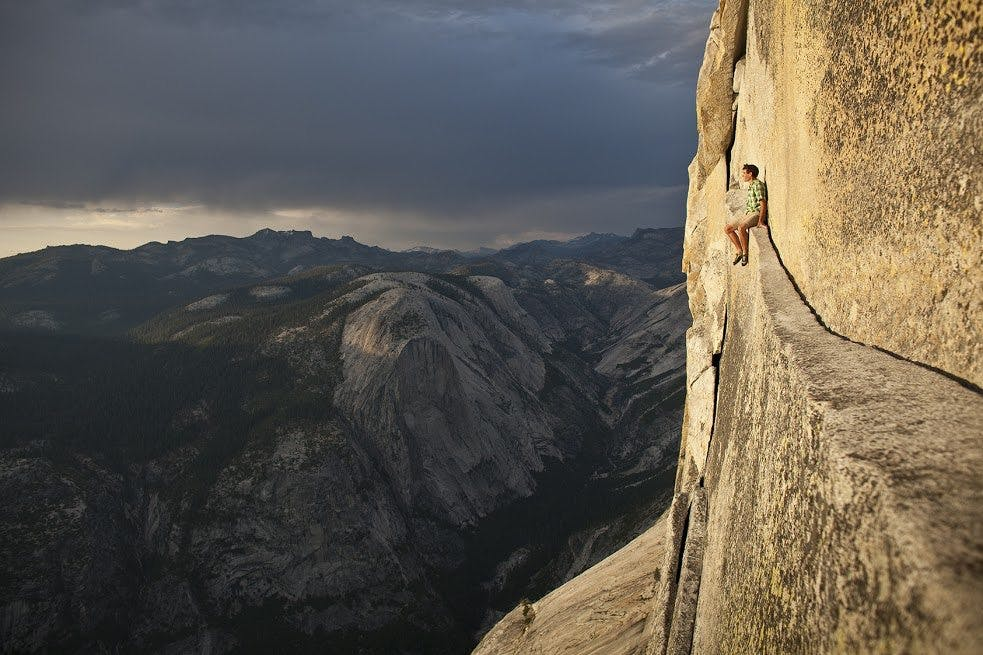 Alex HonnoldYosemite Valley, CATim Kemple