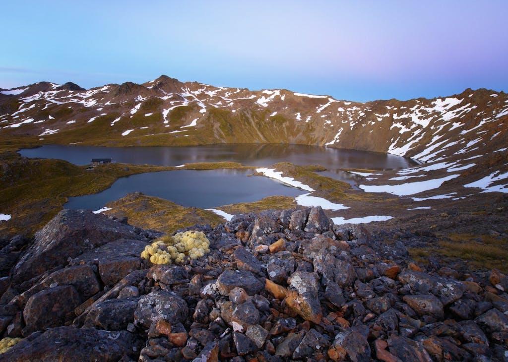 Winning Shot: Huts and Camping. PHOTO: Jeremy Sanson