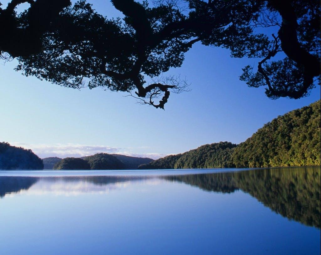 Lake Waikareiti. Photo: Shaun Barnett/Black Robin Photography