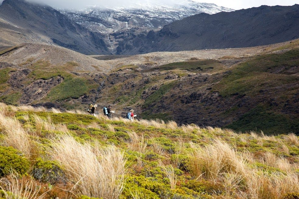 Good navigation taught on skills courses can enable you to enjoy wild landscapes. Photo: Kennedy Spiers