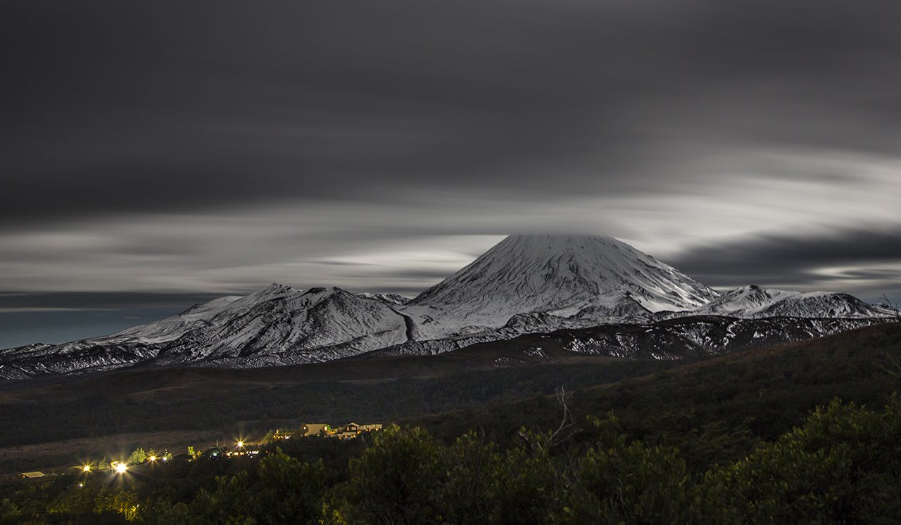 Mt Ngauruhoe is not your usual summit. Photo: Neil Silverwood
