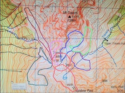 SaR Ops Map