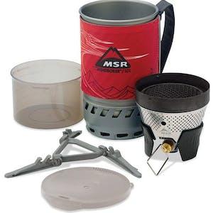 MSR's WindBurner stove