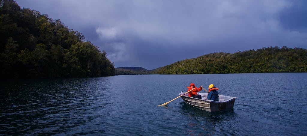 DOC has disestablished rowing on Lake Waikareiti. Photo: Malcolm O'Neill