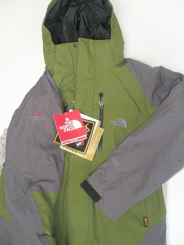 The man said he was selling fake TNF jackets at the rate of 100 a day. Photo: Supplied