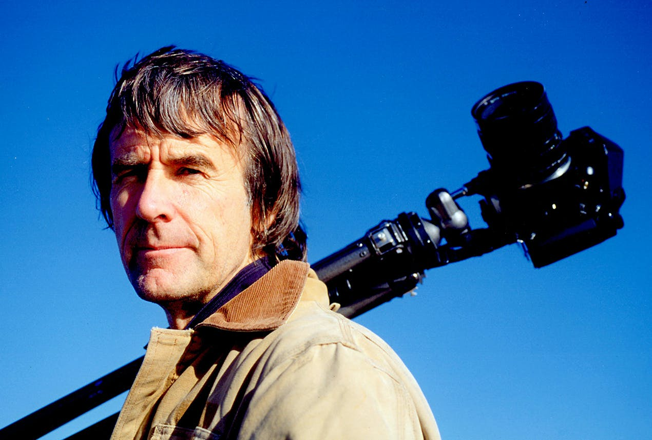 Craig Potton has received a New Zealand order of Merit for services to conservation and photography. Photo: Supplied
