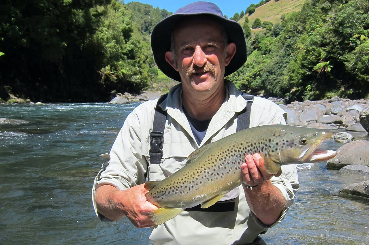 Gareth Morgan wants to make Stewart Island/Rakiura predator-free. Photo: Supplied