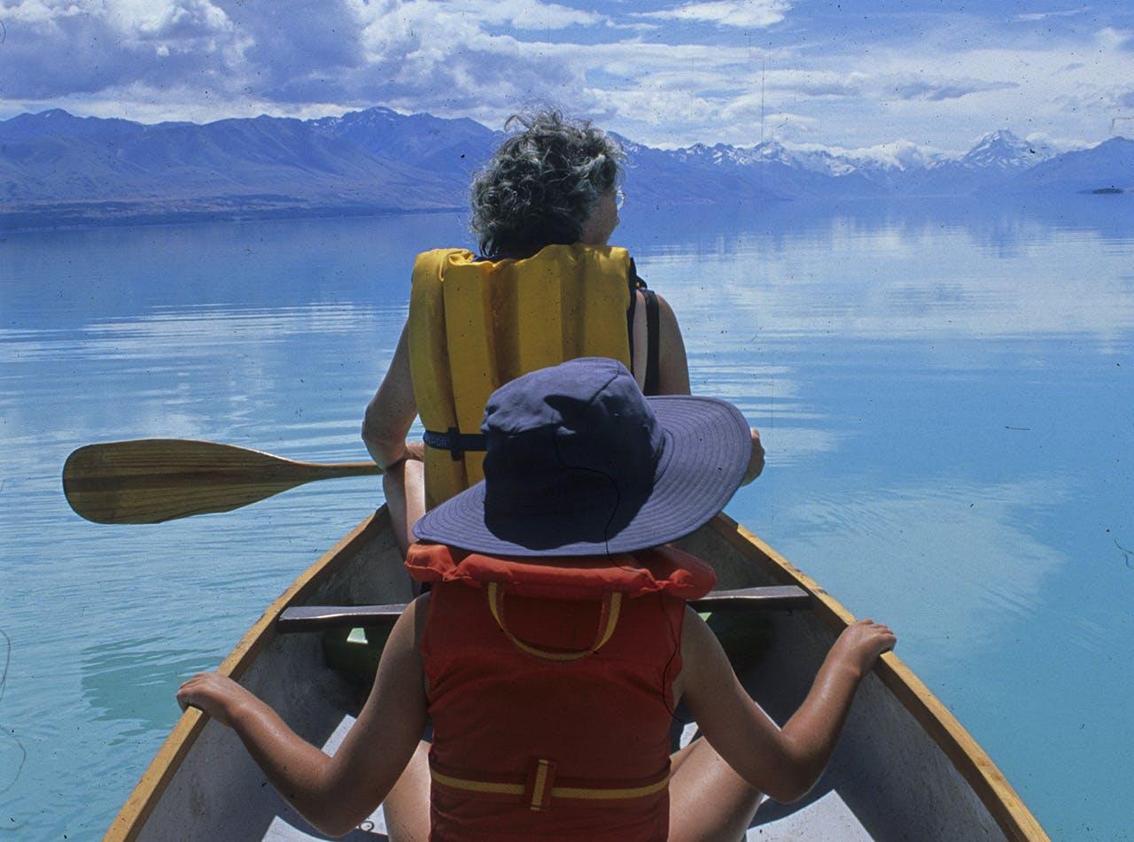 Lovely turquoise waters of Lake Pukaki. Photo: Pat Barrett
