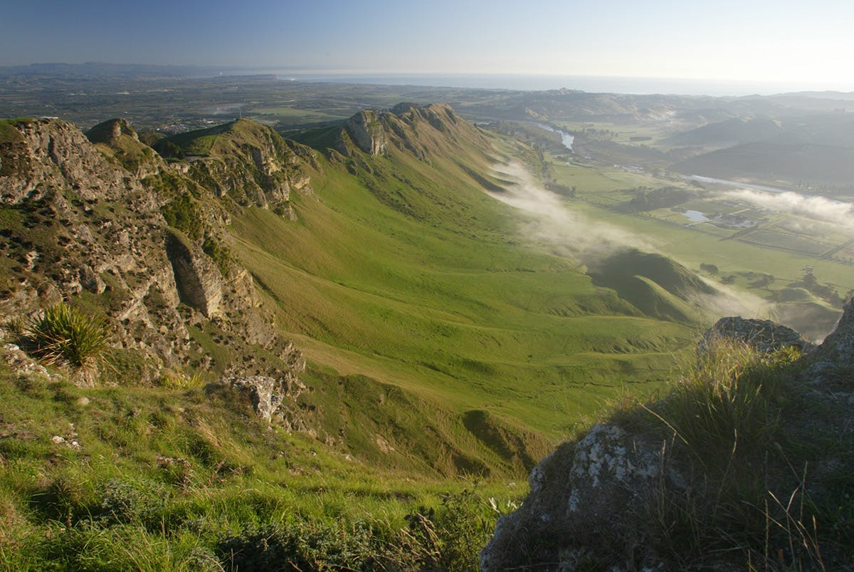 The Tukituki is under threat from irrigation and pollution from dairy intensification. Photo: Hawke's Bay District Council