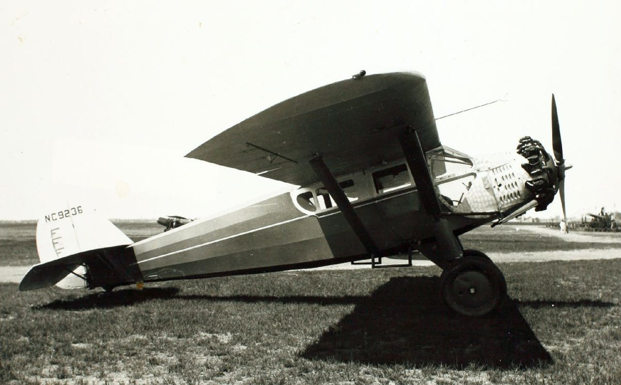 The missing pilots were flying a Ryan B-1 Brougham similar to this. Photo: Archives via Flickr