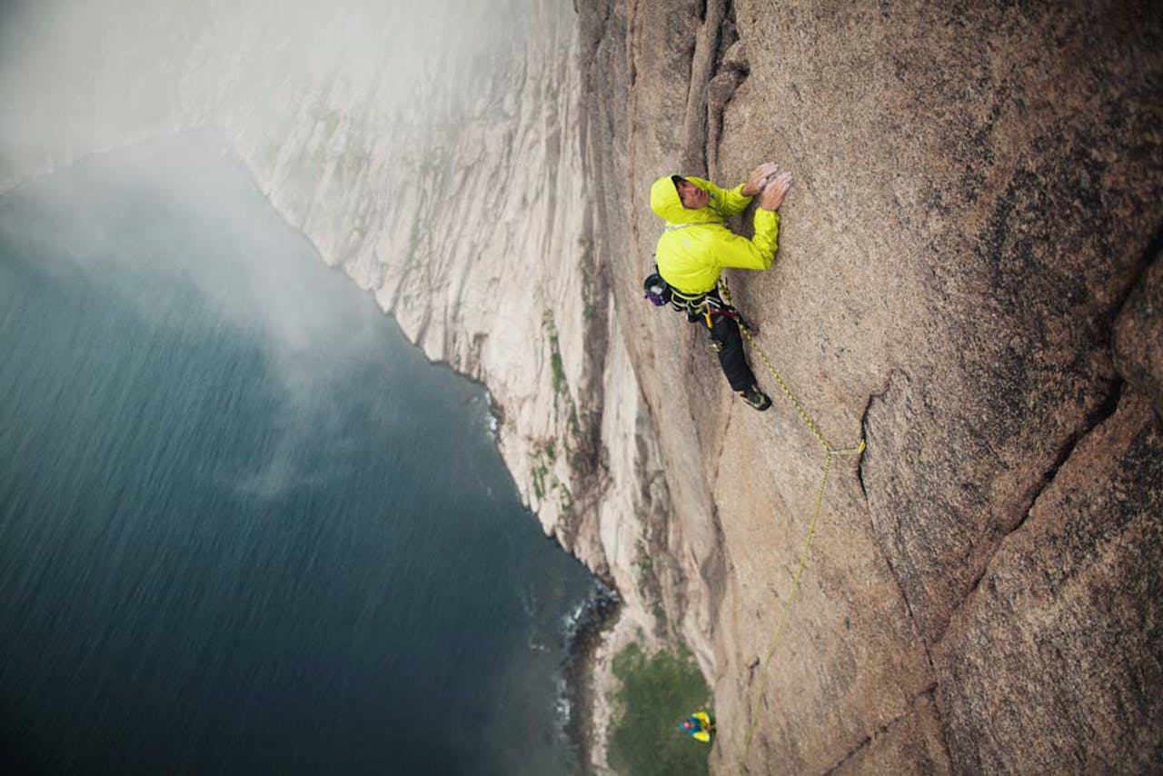 Alex Honnold, Canada. Photo: Tim Kemple.