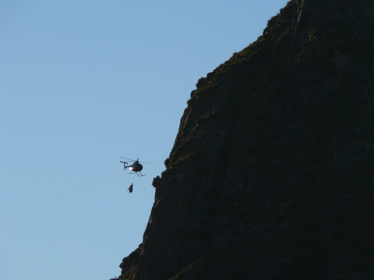The NZDa says heli-hunting will have detrimental effects on the recreation opportunities of trampers and hunters