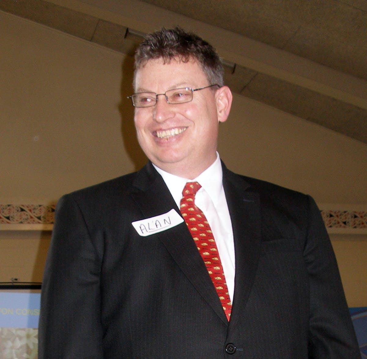 Alan McKenzie