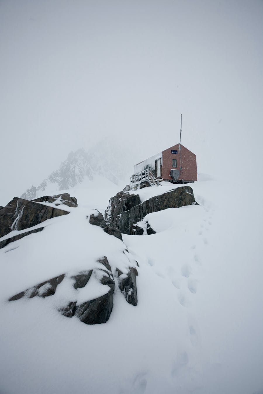Pioneer Hut