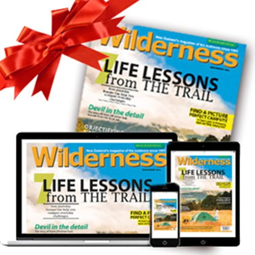 Wilderness Gift Subscriptions