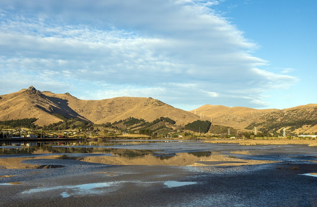 The purchase of Tussock Hill Farm adds 233ha of public access to the Port Hills. Photo: Christchurch City Council