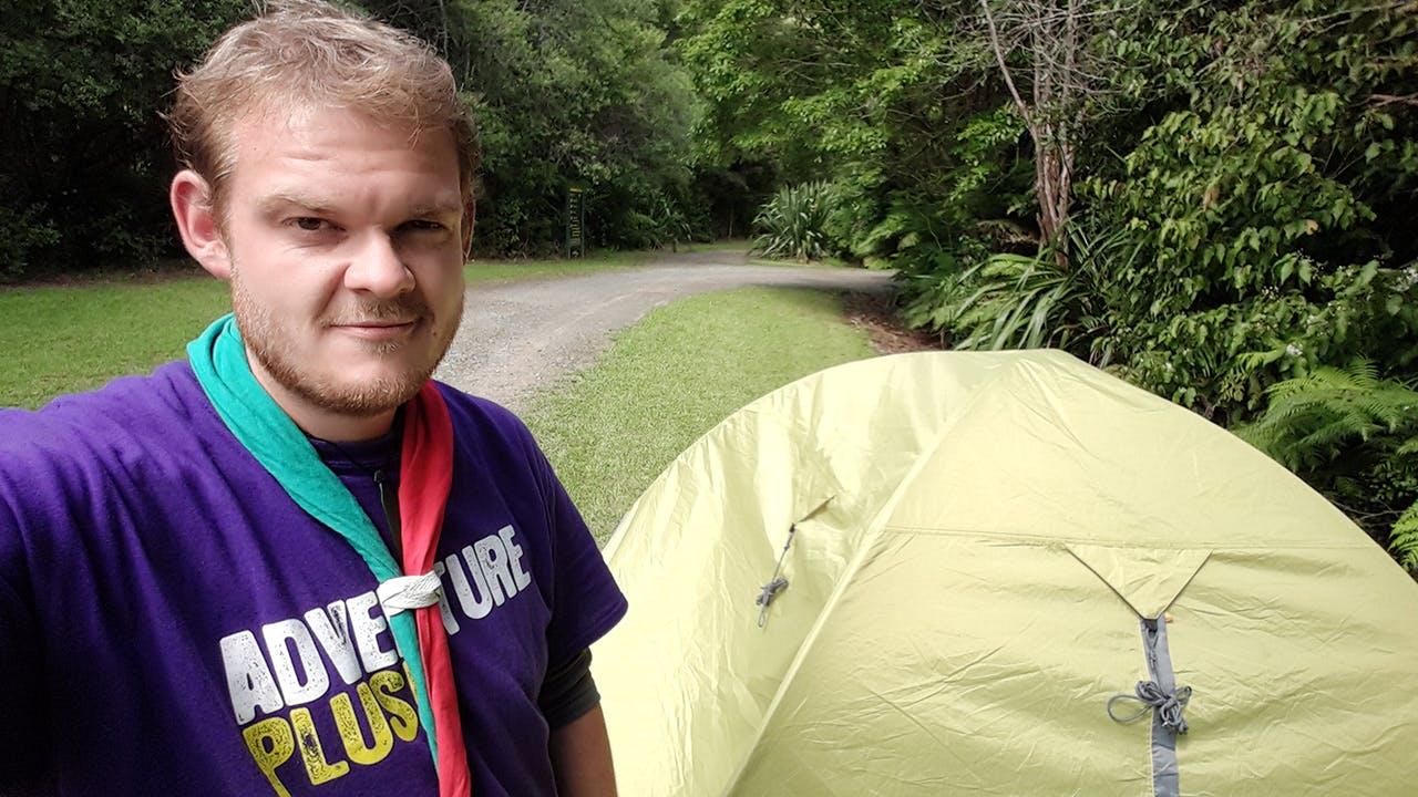Josh Thomson hopes to raise awareness of youth obesity