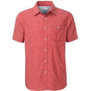 red-point-shirt