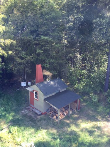 Goat Creek Hut
