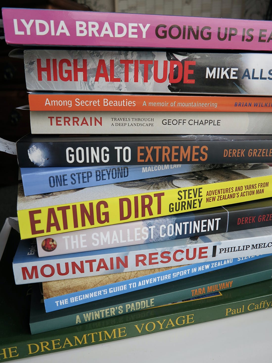 Entires have opened for the 2017 Mountain Book Festival