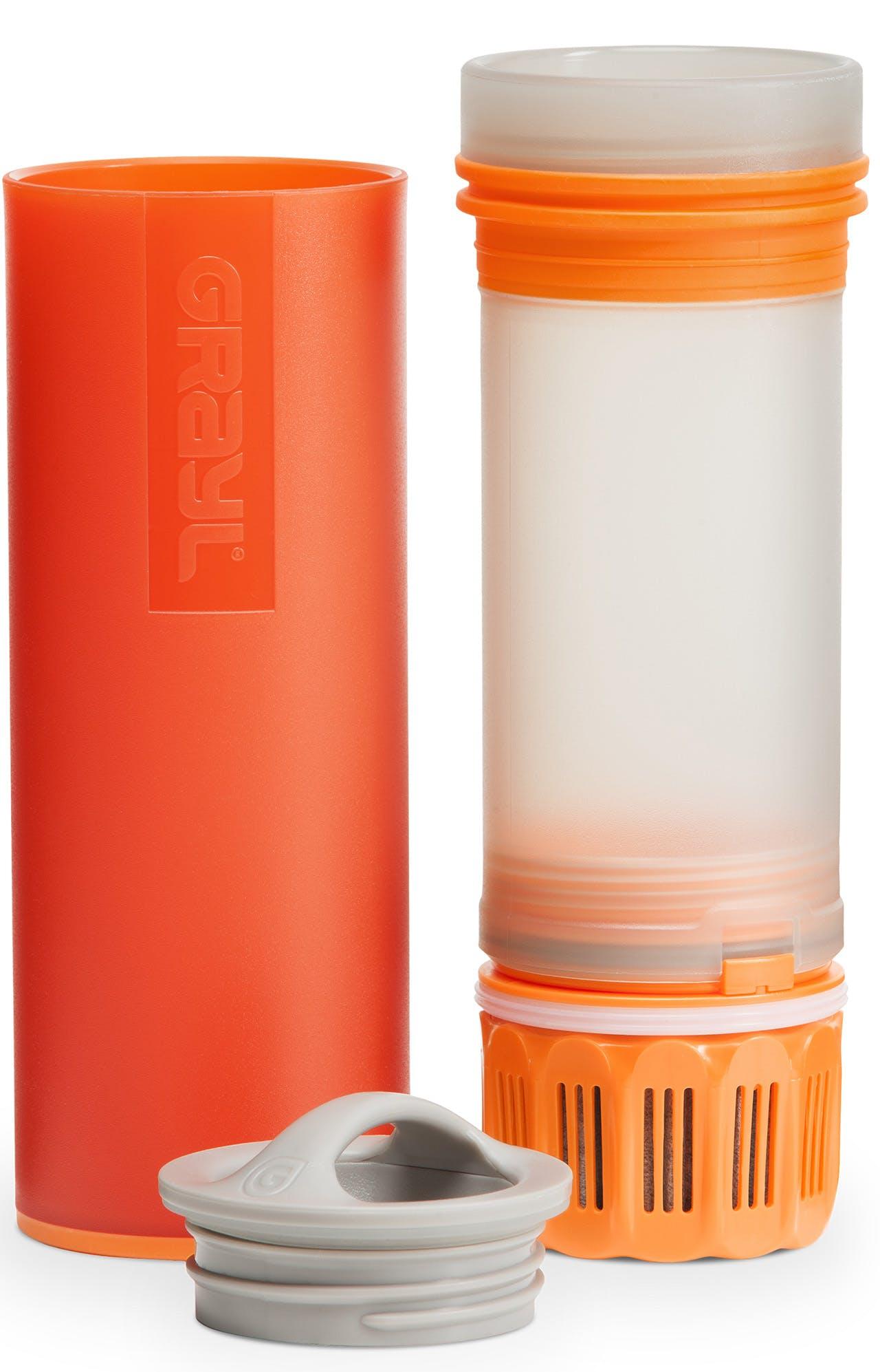 The GRAYL Ultralight Purifier Bottle