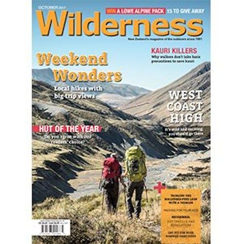 May 2017 Wilderness Magazine Nz