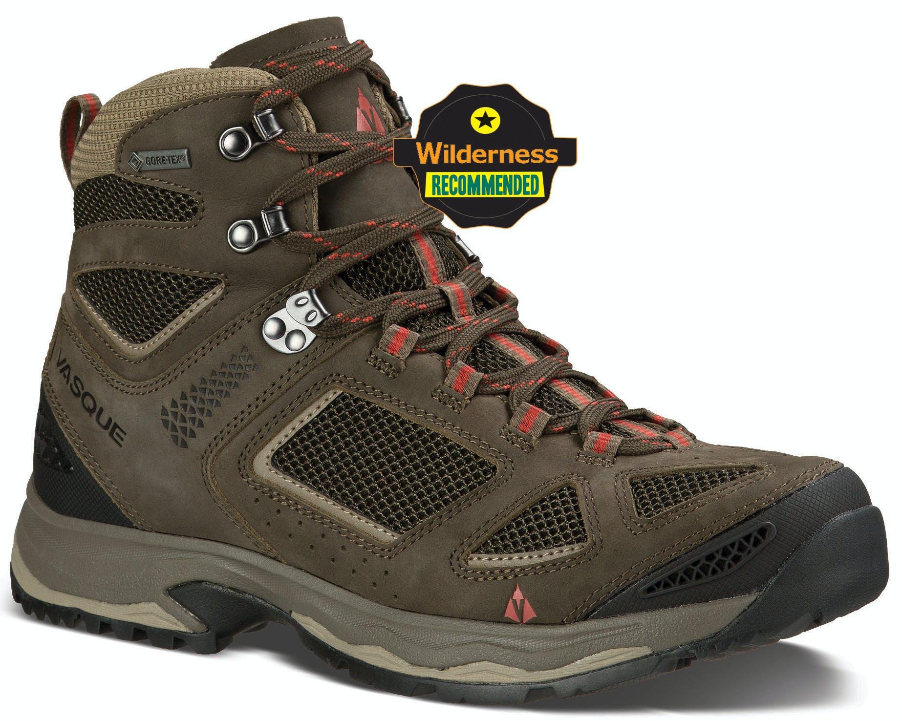 82e1f3c5eef Vasque Breeze III GTX Review - Outdoor Gear - Wilderness Magazine NZ