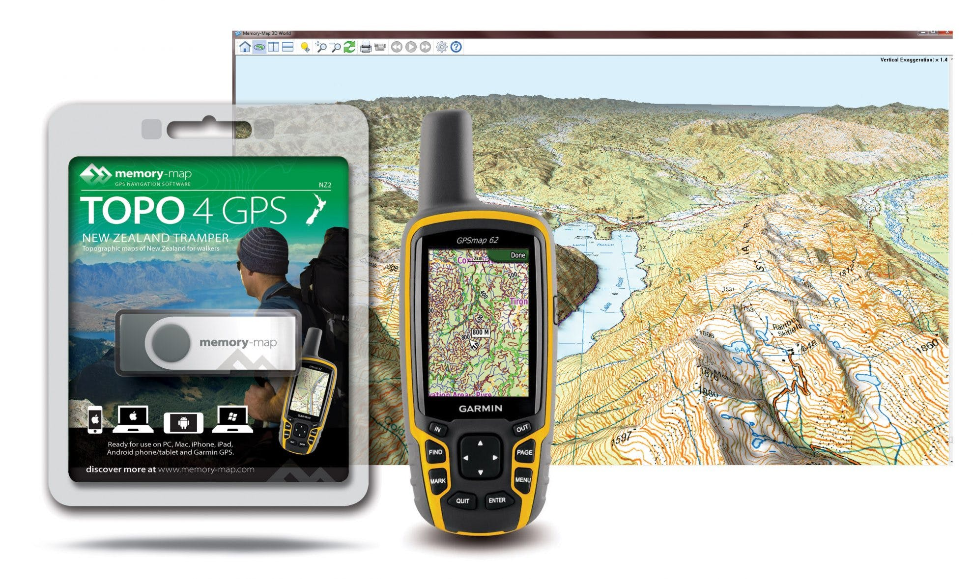2018's best navigation devices - Wilderness Magazine NZ