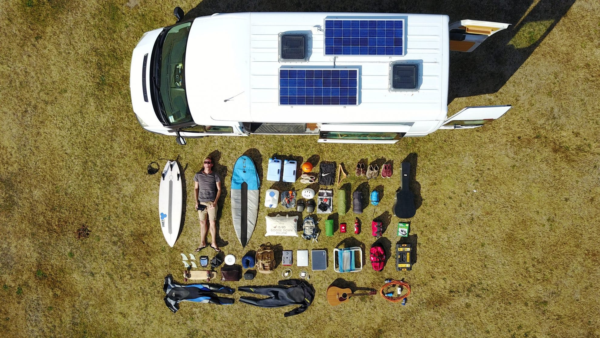 Van life - Wilderness Magazine NZ