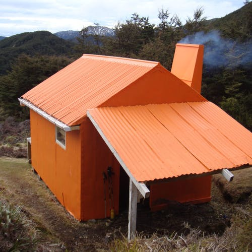 Tramping culture and huts